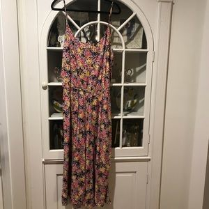 BRAND NEW / WITH TAGS! GAP - Floral cropped romper